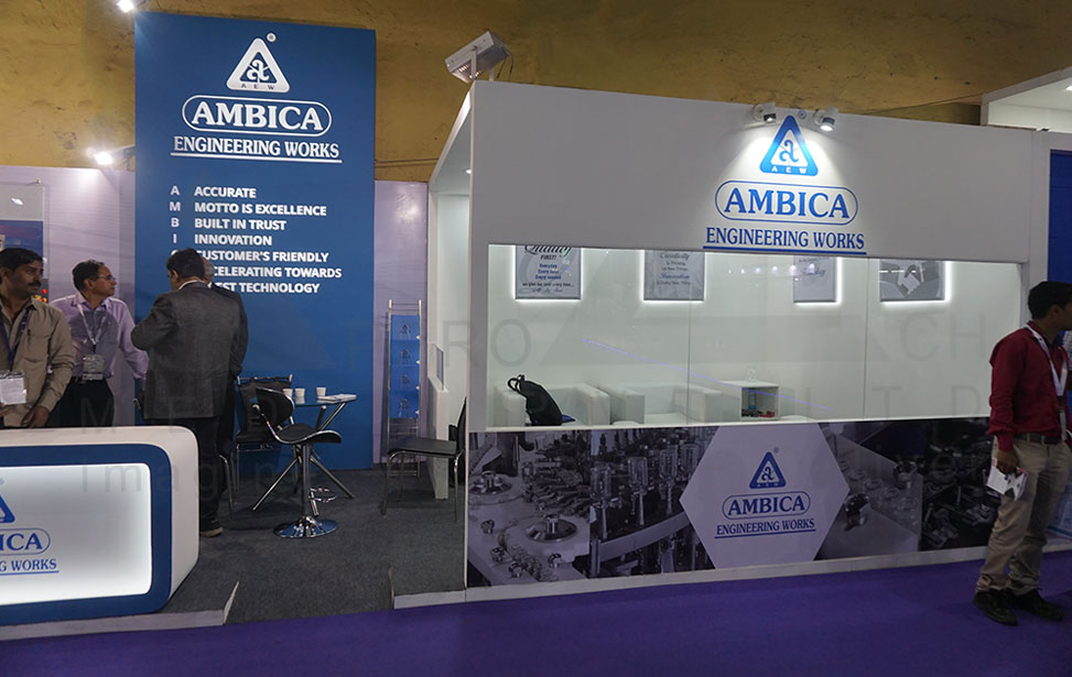 Exhibition Stall Design Agency In Ahmedabad : Exhibition stall design cphi
