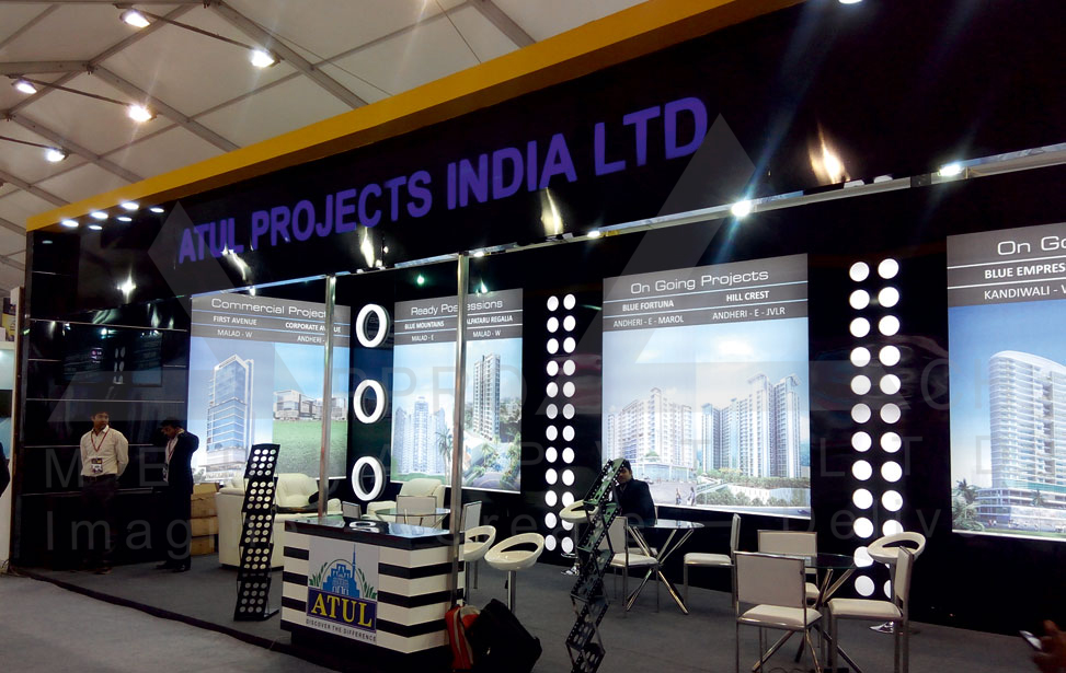 Real Estate Exhibition Stall : Real estate exhibition stall mumbai exhibition stall designer