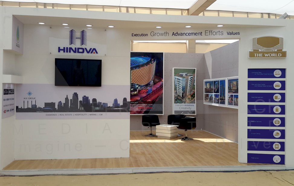 Real Estate Exhibition Stall : Exhibition stall real estate exhibition stall design and