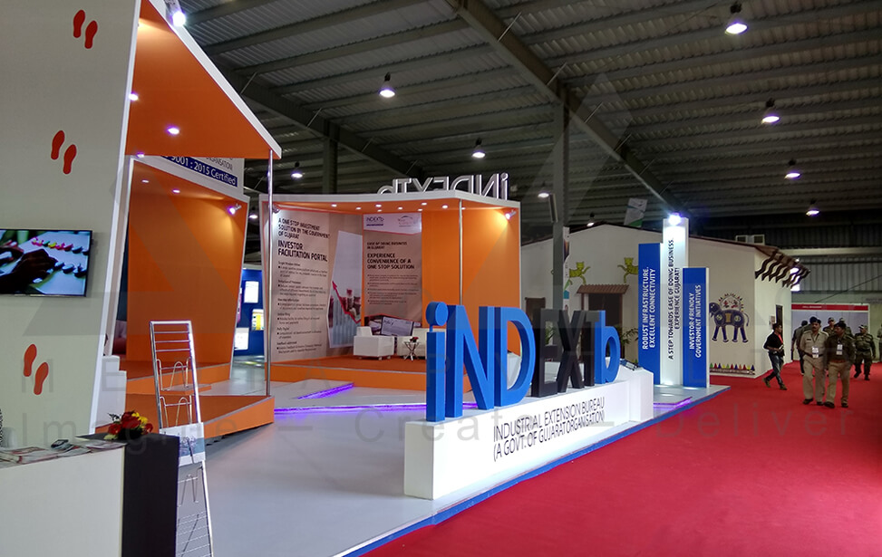 Exhibition Stall Design Agency In Ahmedabad : Exhibition stall design government