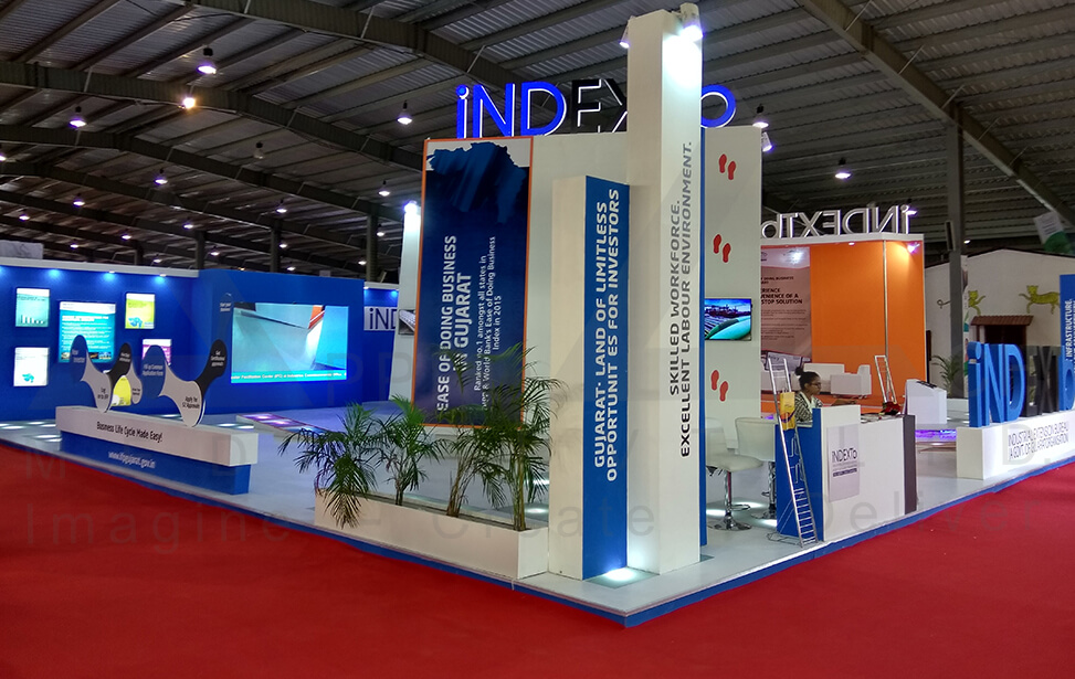 Exhibition Stall Design Ahmedabad : Exhibition stall design government