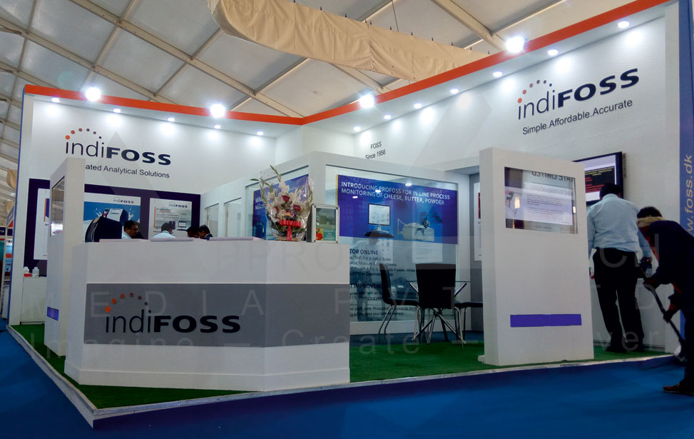Simple Exhibition Stall : Exhibition stall design dairy industry exhibtion stall design and