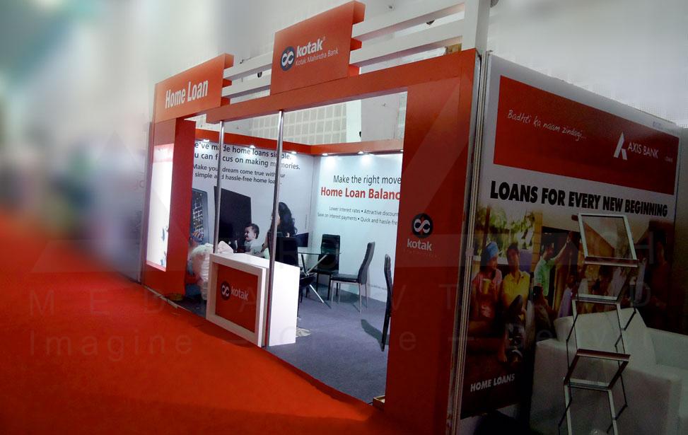 Simple Exhibition Stall : Exhibtion stall in delhi exhibtion stall designer