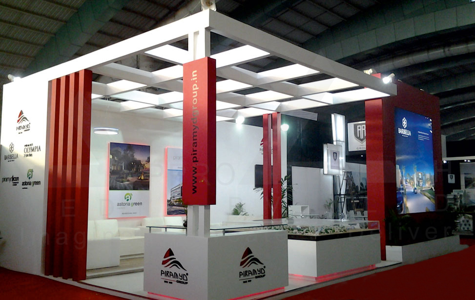 Exhibition Stall Design Agency In Ahmedabad : Exhibition stall design architecture construction