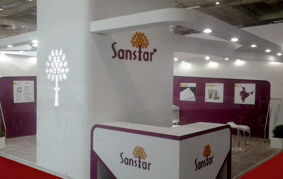 Modern Exhibition Stall Design : Modern exhibition stall design ahmedabad1 modern stall design 3d