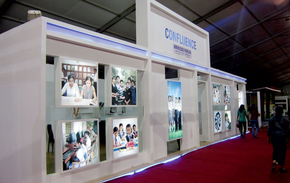 Exhibition Stall Designer In Ahmedabad : India exhibition stall designer corporate