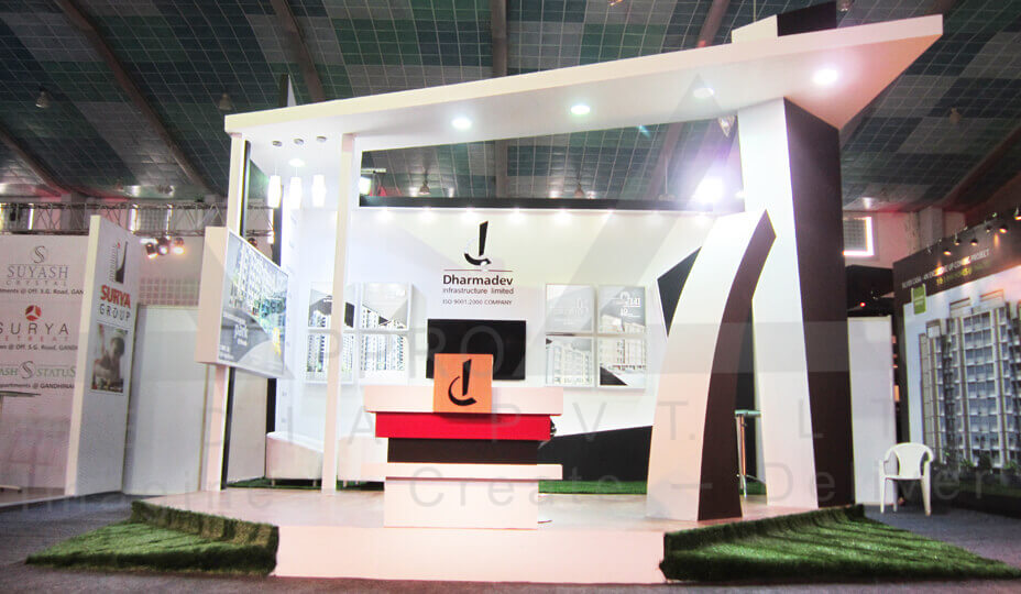 Exhibition Booth Fabrication : Exhibit booth design fabrication stand