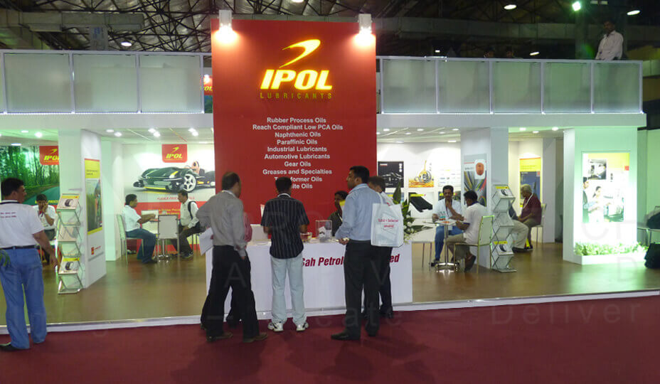 Exhibition Stall Design Agency In Ahmedabad : Exhibition stall design services