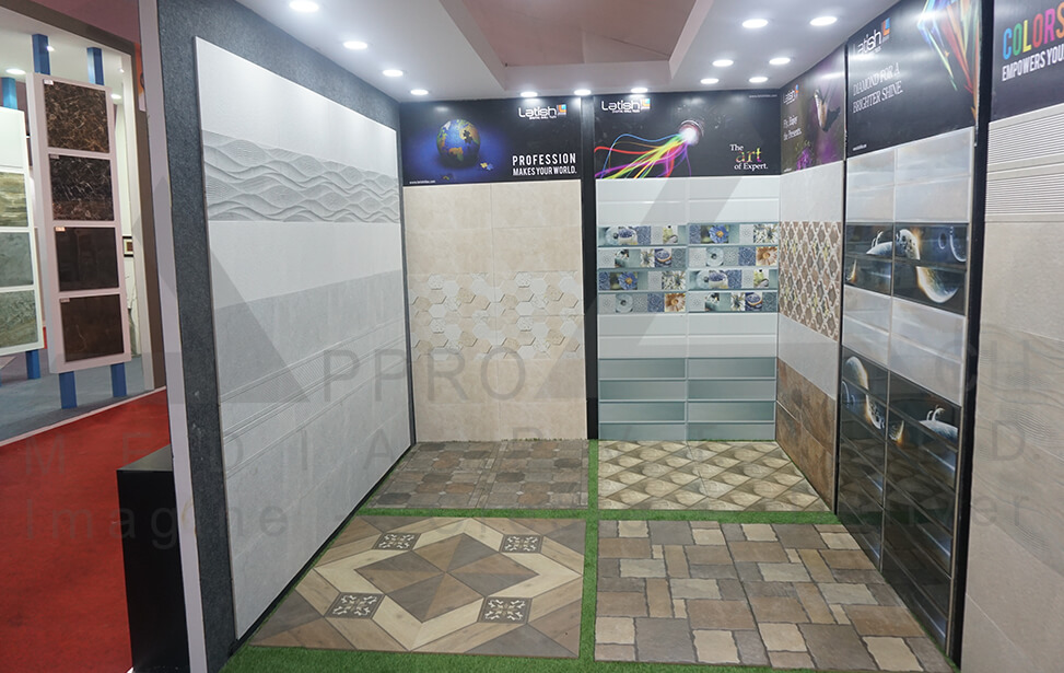 Exhibition Stall Design Ahmedabad : Exhibition booth fabricator trade show display ahmedabad