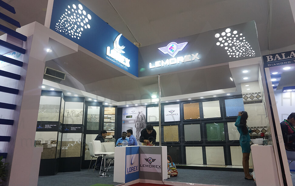 Exhibition Stall Rates : D stall designer exhibition booth fabricator