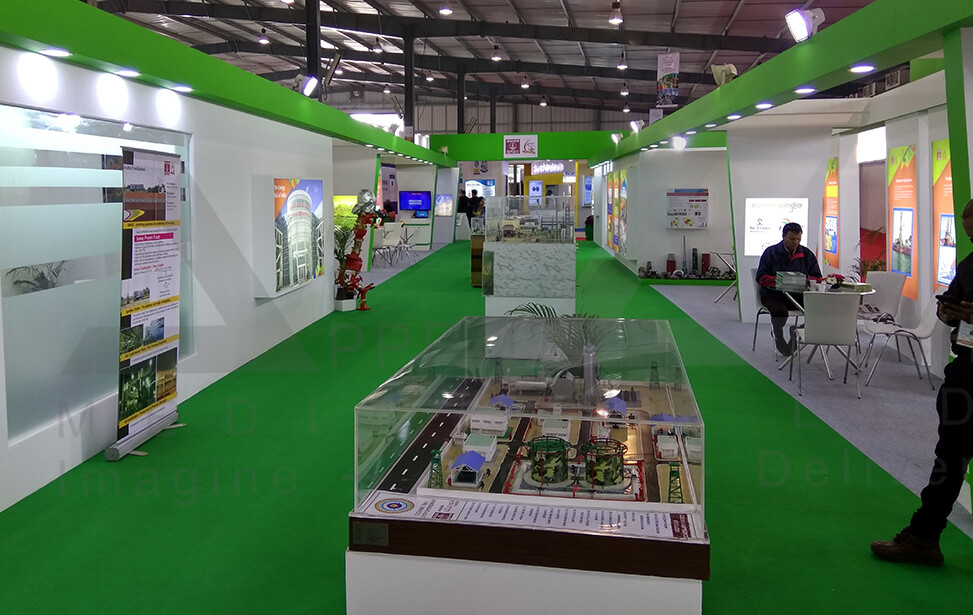 Exhibition Stall Names : Exhibition booth designer ahmedabad