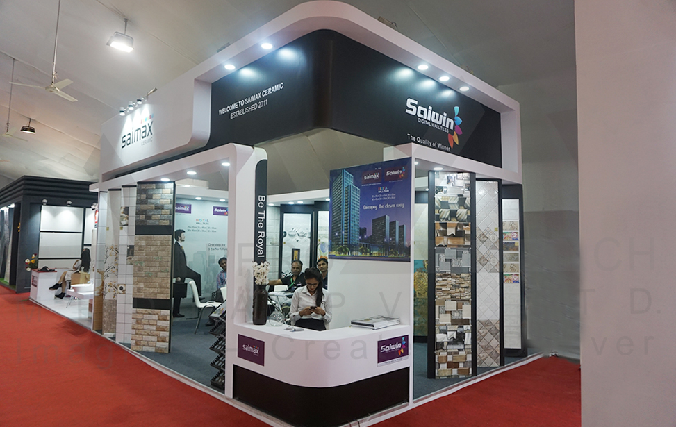 Exhibition Stall Making : Exhibition stall fabricator ahmedabad d