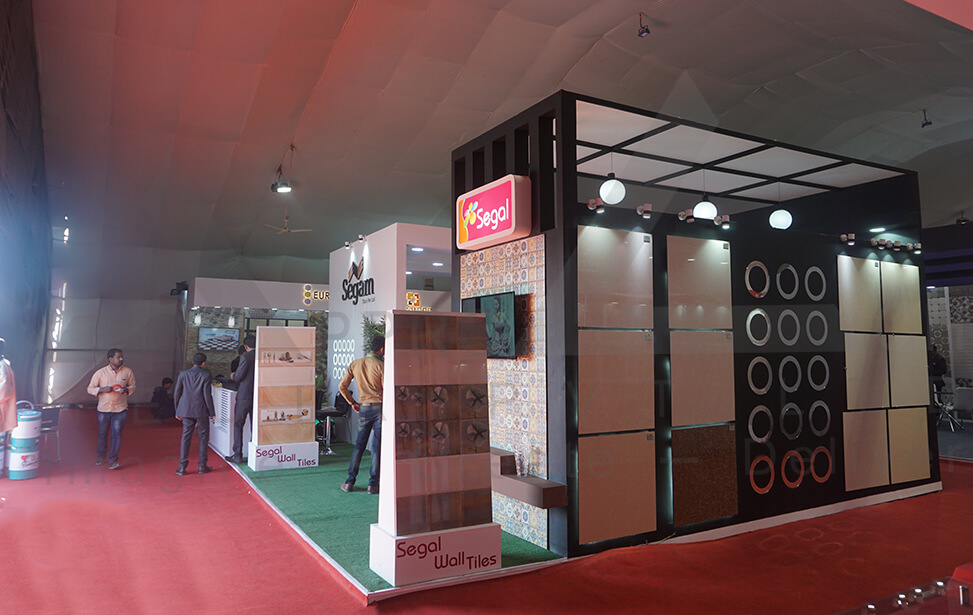 Exhibition Stall Design Company In Ahmedabad : Exhibition booth designer stall fabrication