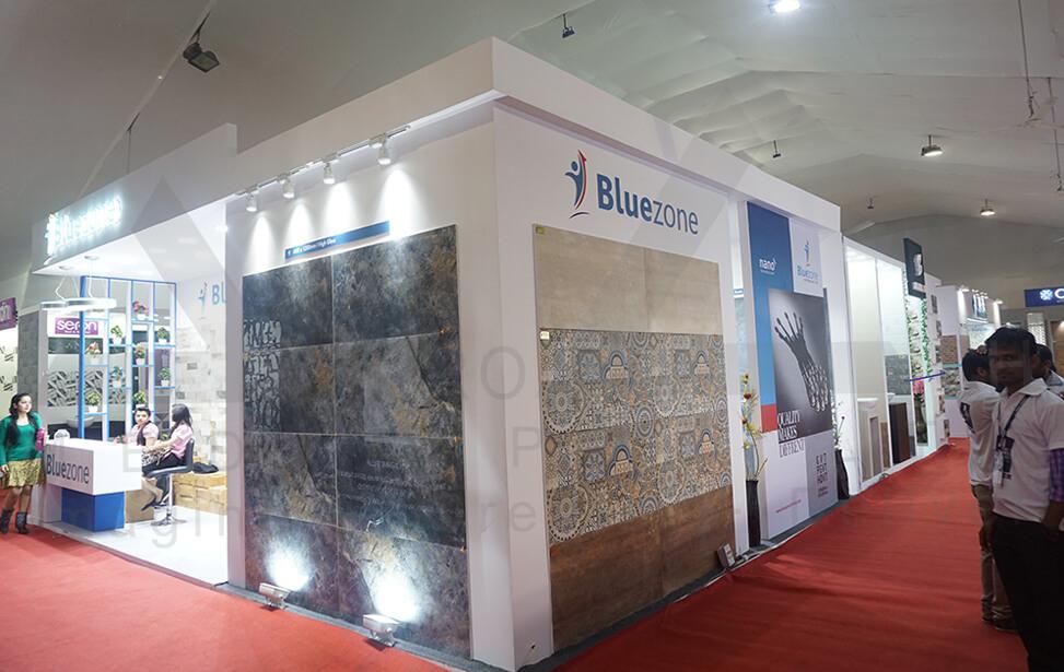 Ceramic Exhibition Stall : Exhibition stall design portfolio
