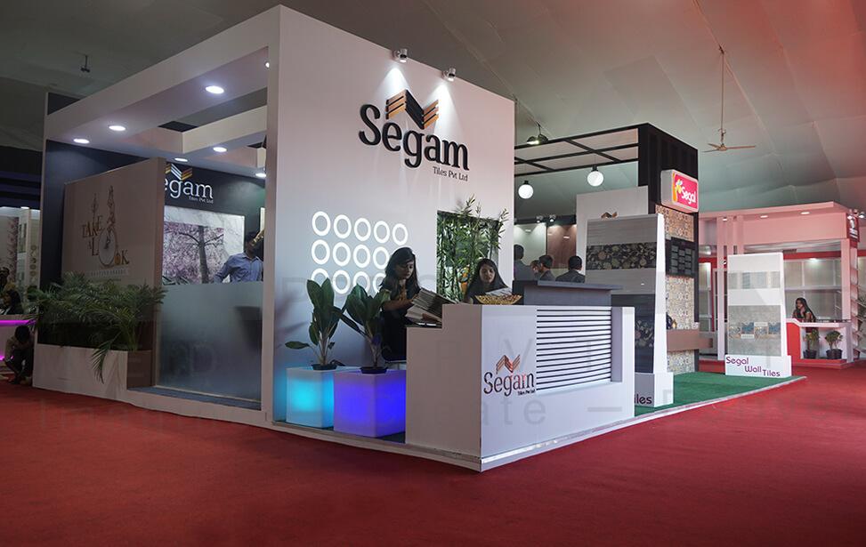 Exhibition Stall Design Portfolio, Exhibition Stall Design